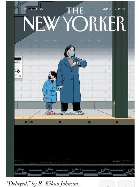《纽约客》封面。来源:THENEWYORKER
