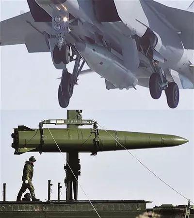 """""""匕首""""空射高超声速导弹"""
