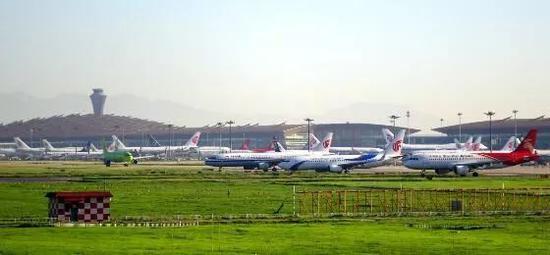 图/首都机场