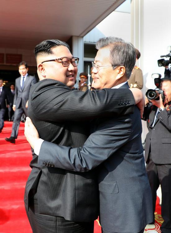 韩国秘密筹备金正恩年底2天访韩?青瓦台:假的