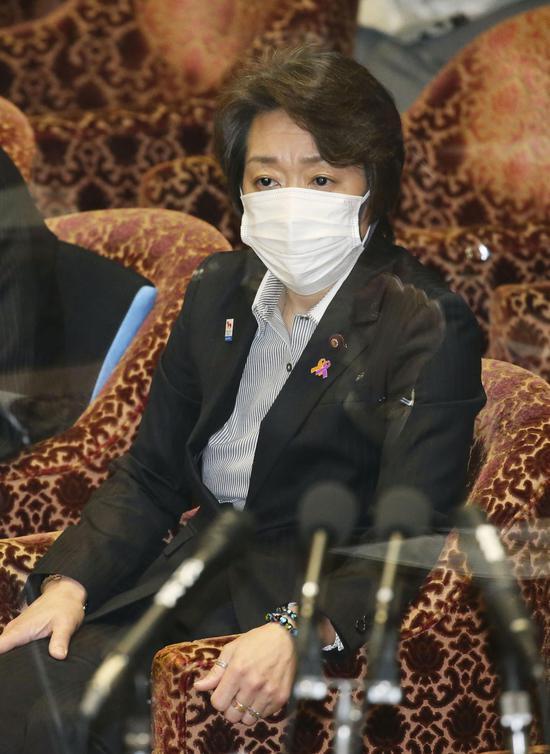 桥本圣子正式接任东京奥组委主席