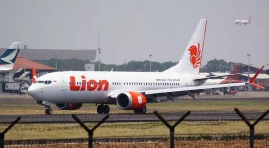 印度尼西亚狮航波音737客机
