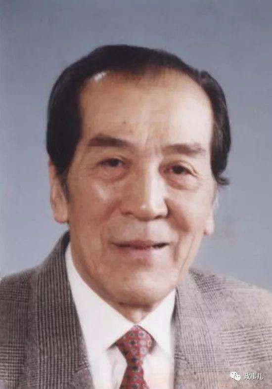 袁木同志遗像