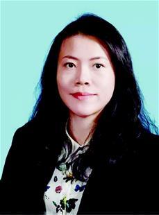 图为:碧桂园联席主席杨惠妍蝉联榜首