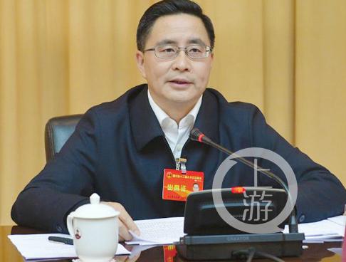 四川省副省长彭宇行