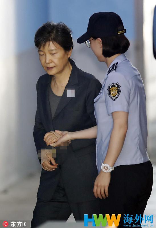 朴槿惠狱中人气不减。(东方IC)
