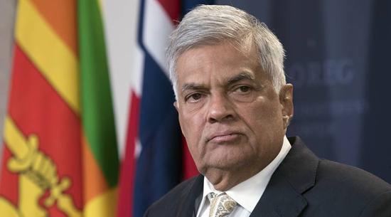斯里兰卡总理(美联社)