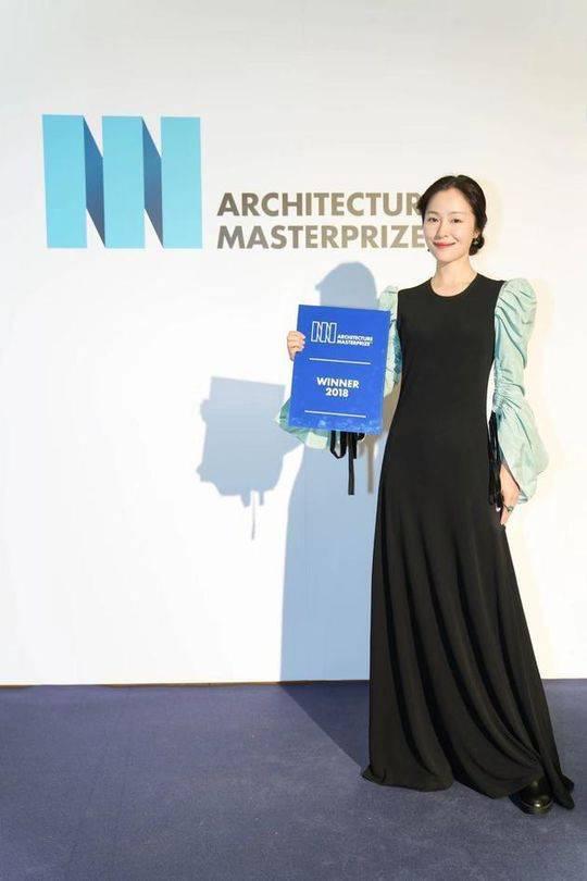 江一燕获美国建筑大奖 图片来源:微博截图