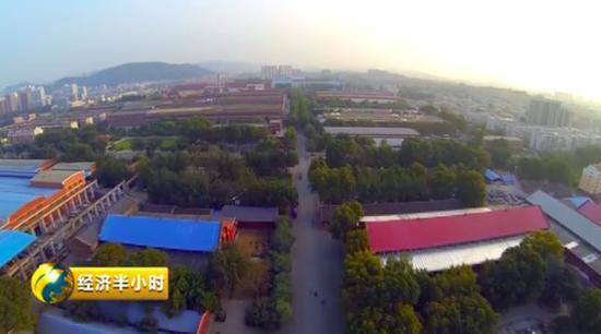 山东济南某机床制造企业