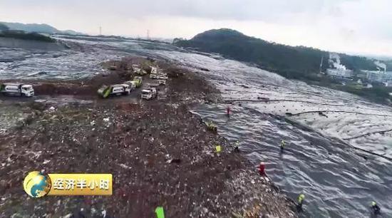 成都长安生活垃圾填埋场