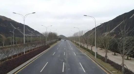 宾阳大道延伸段(一期)