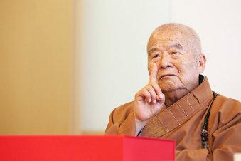 台湾佛教界人士星云大师