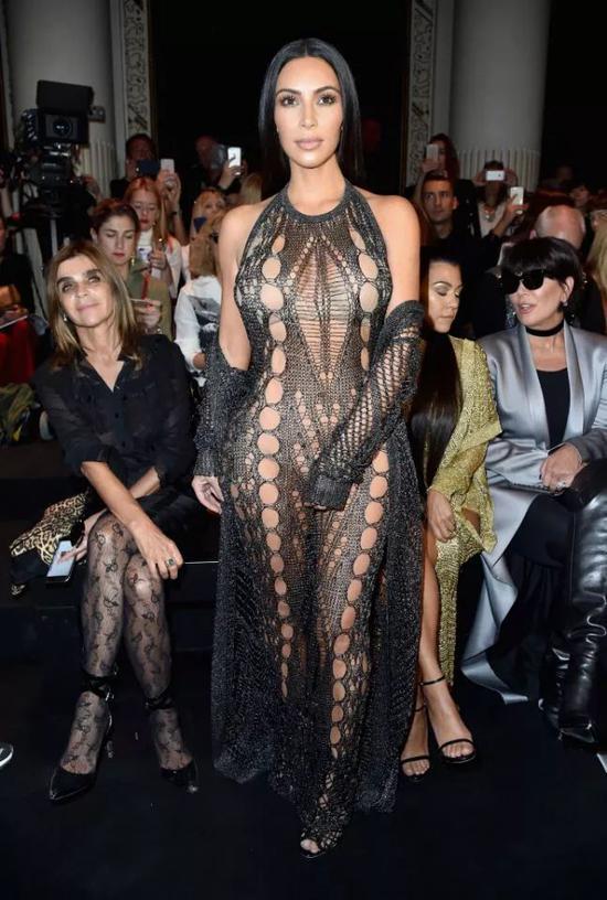 图 ViaGetty Images;Kim Kardashian