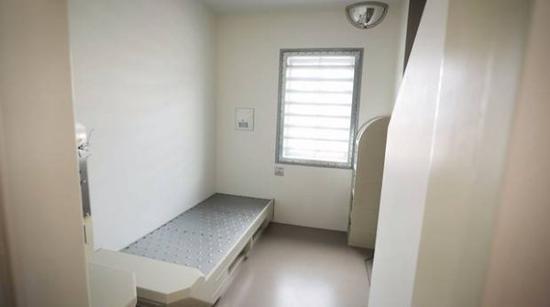 奥克兰监狱牢房内部图景(图源:新西兰先驱报)