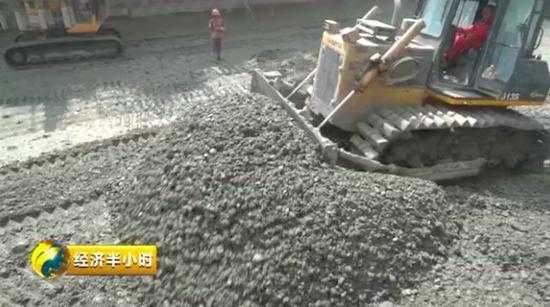 矮开水泥混凝土