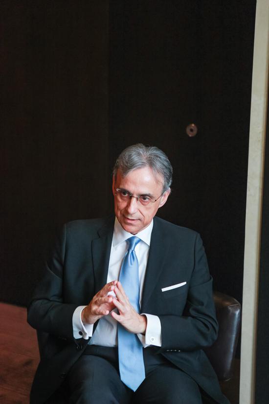 意大利驻华大使谢国谊