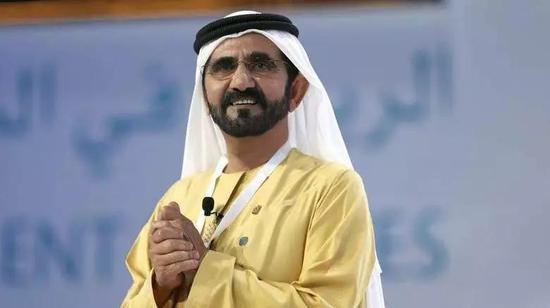 迪拜酋长拉希德