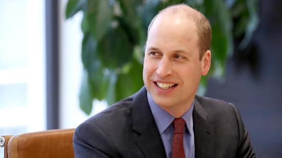 威廉王子(图源:CNN)