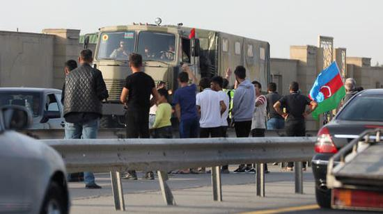 外媒:土耳其向阿塞拜疆派4000名士兵 与亚美尼亚作战