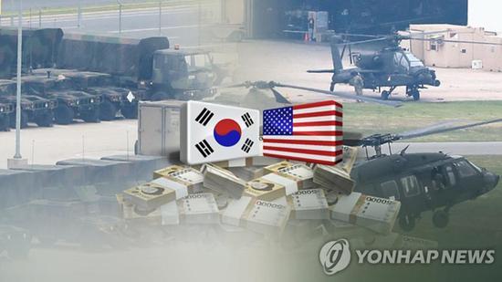 美韩谈判回到原点 友谊小船会因为军费问题倾覆?