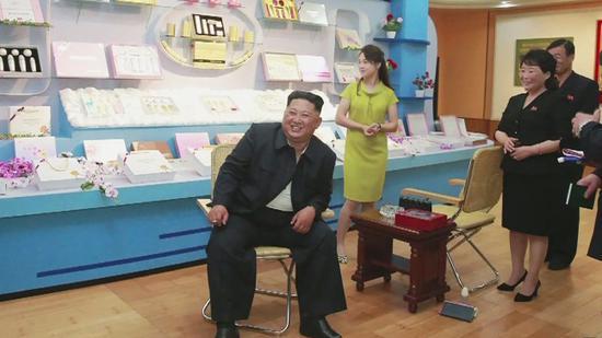 韩国智库展望,明年金正恩政权有待解决民生题目。(SBS消息)