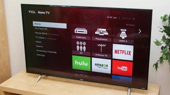 ▲TCL旗下的电视产品此前也曾遭受过指责。