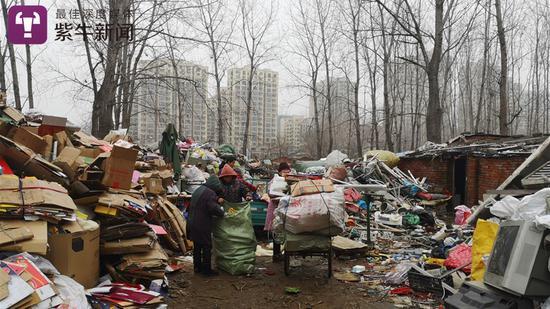 保险柜被卖到该废品收购站