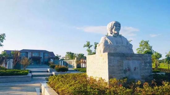 怀宁县海子文化园