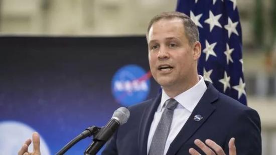 NASA局长吉姆·布里登斯廷来源:CNN