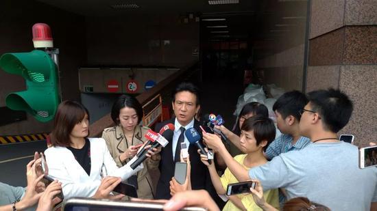 赖阵营代表林俊宪