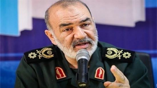 伊朗伊斯兰革命卫队首席指挥官侯赛因·萨拉米。(图:今日帕尔斯)