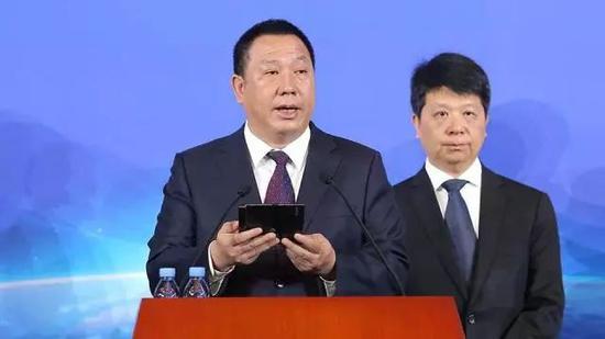 华为首席法务官宋柳平