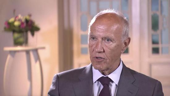 WIPO head: China's IP efforts a 'remarkable story'。 /CGTN Photo