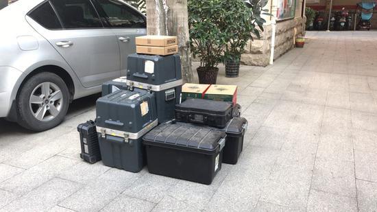 △广西地震局将派出专业监测队伍和现场工作组