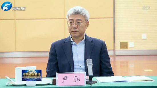 上海市委副书记赴任河南 说话幽默风趣曾援藏三年