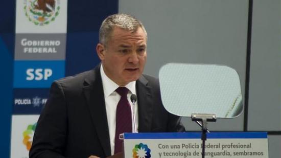 △墨西哥前安全部长加西亚·卢纳图源:西班牙《阿贝赛报》