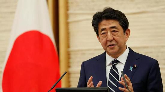 日本首相安倍晋三资料图