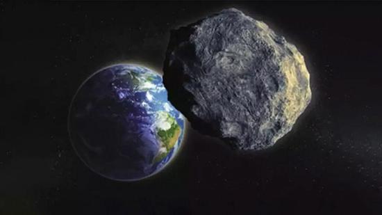 美知名天文学家:小行星可能在美大选前一天撞击地球