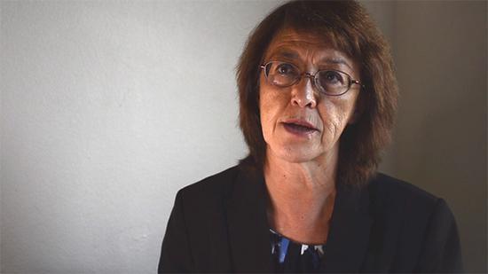 争夺社会主义与解放党候选人格洛丽亚·拉里瓦