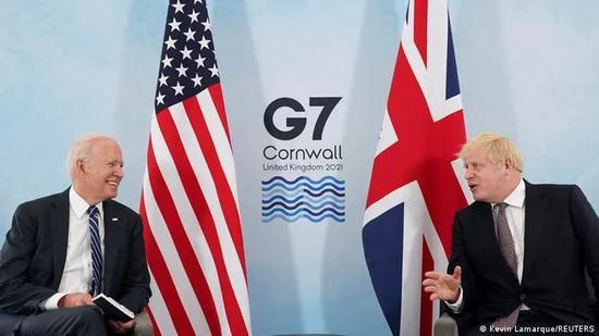 """【蜗牛棋牌】G7峰会:一场名为团结的""""演出"""""""