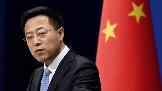 美呼吁释放《苹果日报》被捕人员,外交部:没人有法外特权