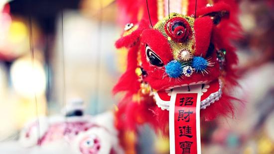 """两岸同过新年:中国文化元素岂是""""台独""""能割断!!!"""