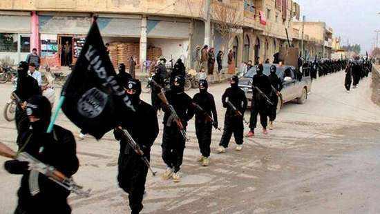 """""""伊斯兰国""""武装分子"""