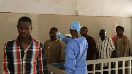 新冠肺炎疫情以来,几内亚情况并不容乐观