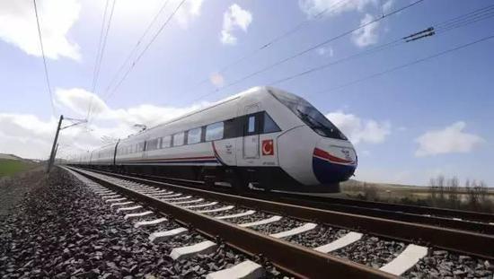 土耳其安伊高铁