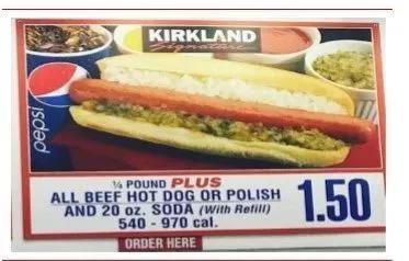 波兰热狗套餐
