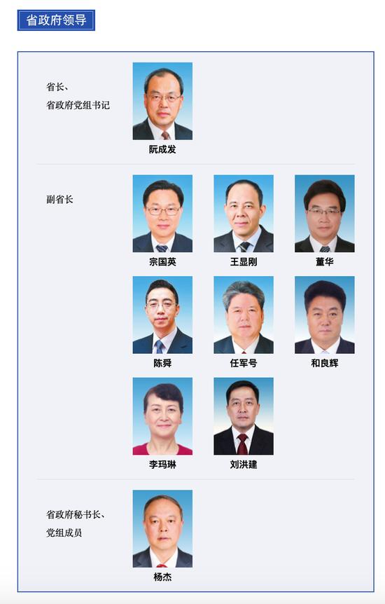 截图来源:云南省政府官网