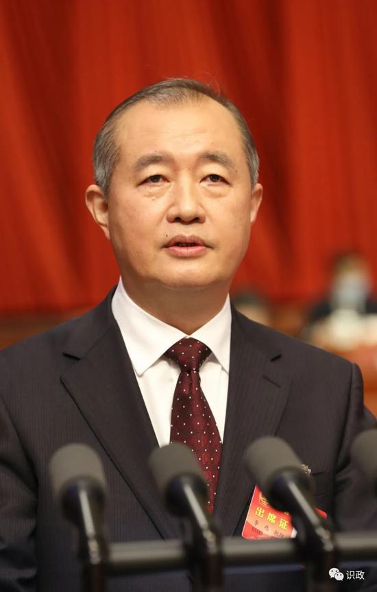 一圖讀懂北京市人大常委會工作報告