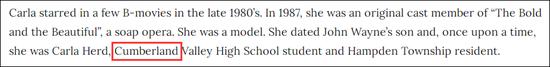 桑兹就任驻丹麦大使后,美媒对她以前通过的报道