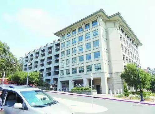 美國加州大學伯克萊分校的陳嘉庚化學樓。(鄭玉宗 攝)